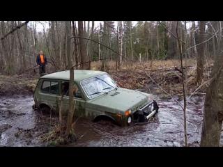 Григорий VS лесная река
