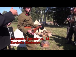 Чешская пулемет 捷克式轻机枪