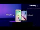 Реклама Samsung Galaxy S6 Edge _ Самсунг Галакси Эдж Будущее сегодня