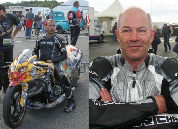 Попав в аварию на скорости 300 км/час, дрэг-гонщик выжил