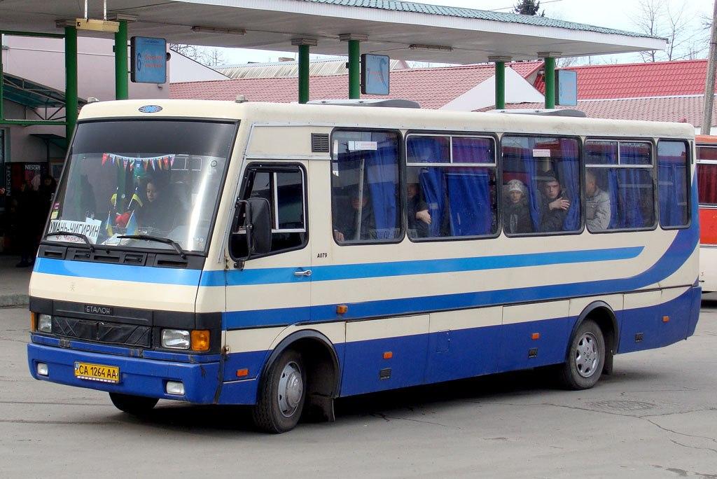 """БАЗ-А079 """"Эталон"""" - Технические характеристики"""