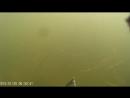Омут, начало охоты под водой