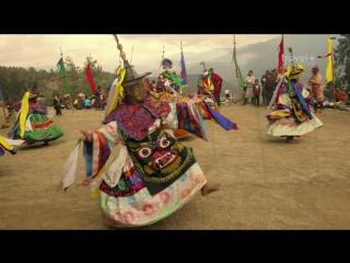 Путешествие на край света с Артом Вольфом: 23 серия. Королевство Бутан