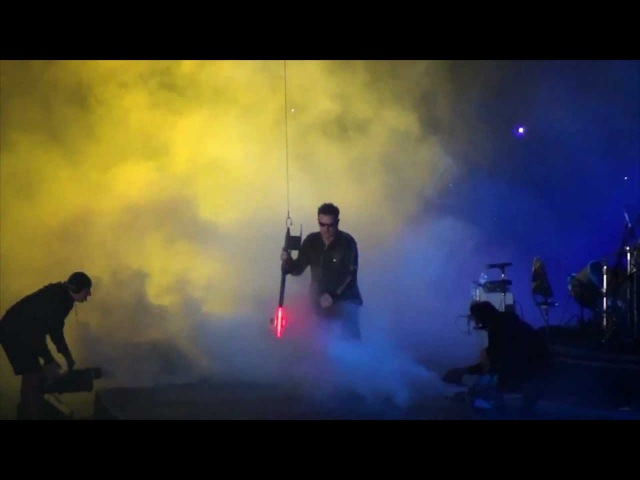 U2 Hold Me, Thrill Me, Kiss Me, Kill Me (360° Santiago) [Multicam by MekVox with Ground Up's Audio]