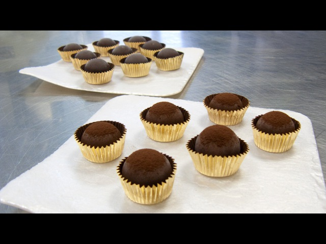 Шоколадные трюфели. Италика-Трейдинг