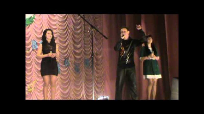 Концерт к 8 марта в Градижске 07.03.2015