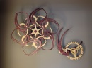 Kinetic Sculpture, Merlot