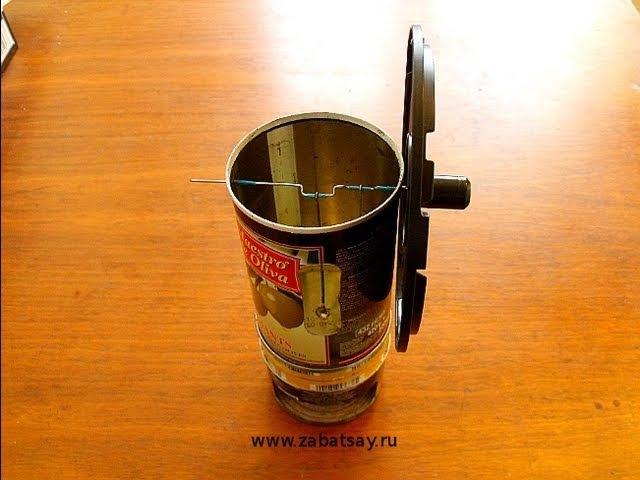 Изготовление двигателя Стирлинга. (DIY. Stirling Engine.)