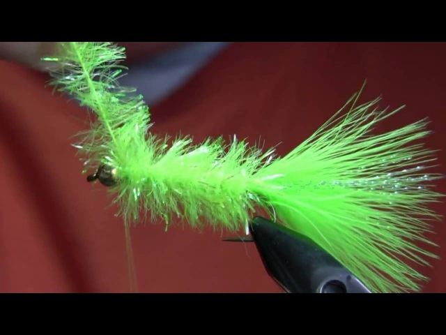 Parks Fly Shop Tying Matt Minchs Perch Candy Streamer