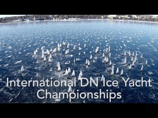 International DN Ice Yacht Championships 2015