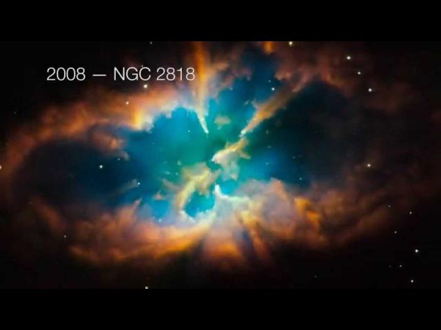 Самые лучшие фото телескопа Хаббл за 25 лет существования