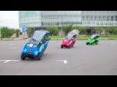 Grenoble testa sistema de partilha do Toyota i ROAD