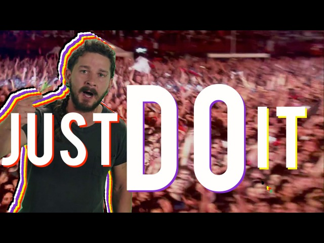 JUST DO IT ft. Shia LaBeouf - Songify This