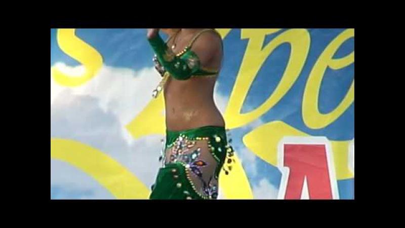 Танец живота Алла Кушнир Звезды Арабата