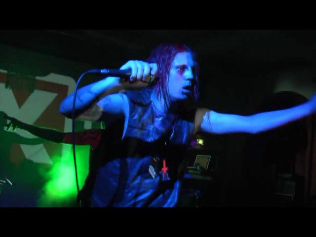 ALIEN VAMPIRES (HQ) Live @ Dark Castle Festival 2009 Far From Humans (featuring Suicide Commando)