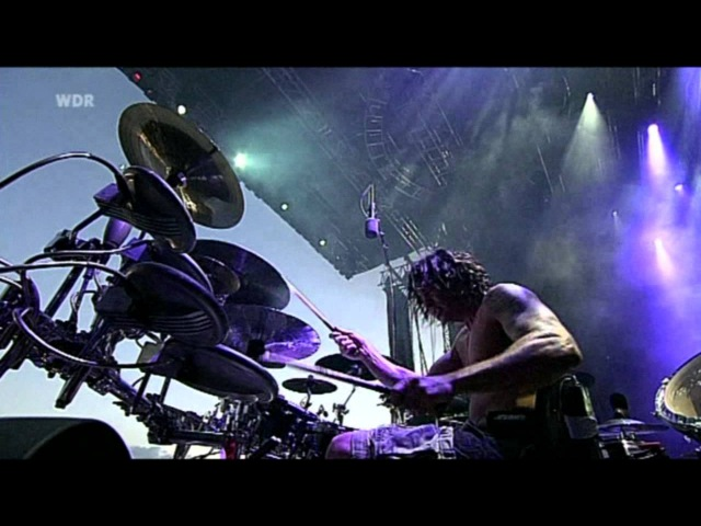 Korn - Twisted Transistor [HQ] (Live at Rock am Ring 2006)