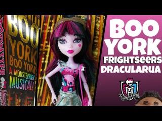 Frightseers Draculaura Boo York Monster High Review