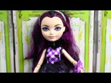 Raven Queen / Рейвен Квин -  Enchanted Picnic / Зачарованный пикник - Ever After High - CLL49 CLD84