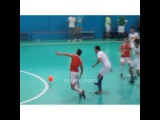 Amazing trick in futsal