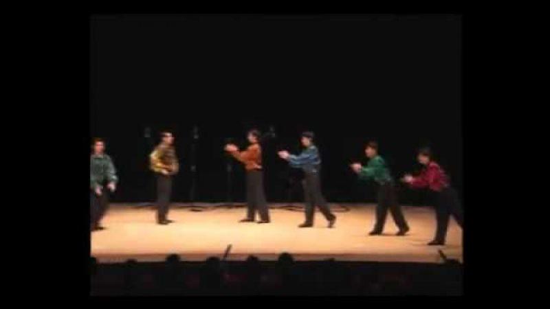 Ромафест Танец венгерских цыган 1