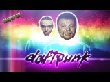 DAFT PUNK feat. Зелёный слоник Around the World REMIX by VALTOVICH