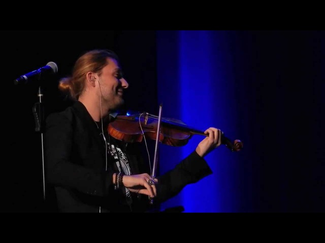 David Garrett - Happy Birthday (San Jose, 21.01.14)