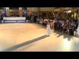 Victor Fung & Anastasia Muravyeva - A Purists Approach Foxtrot (Blackpool Congress 2012)
