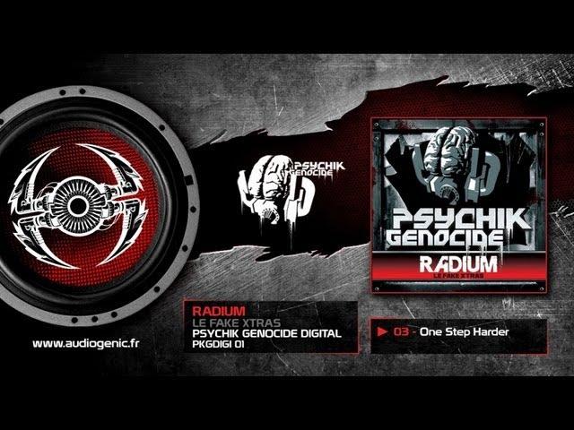 RADIUM - 03 - One Step Harder [LE FAKE XTRAS - PKGDIGI 01]