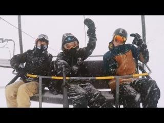 STÜRZE, PARTY & NACHTFAHREN   SnowTrip Tag 5   Dner