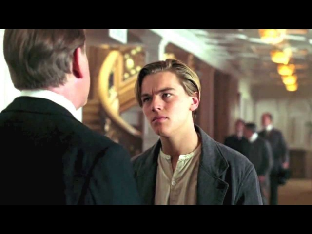 Titanic - Leonardo DiCaprio - Jack Dawson - HD