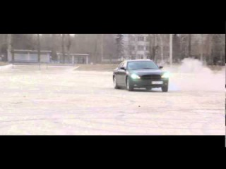 Dodge Charger / тизер / Nice-Car.Ru