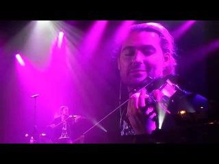David Garrett - Buenos Aires Argentina 2015 - Lacrimosa - Fuel - I have a dream