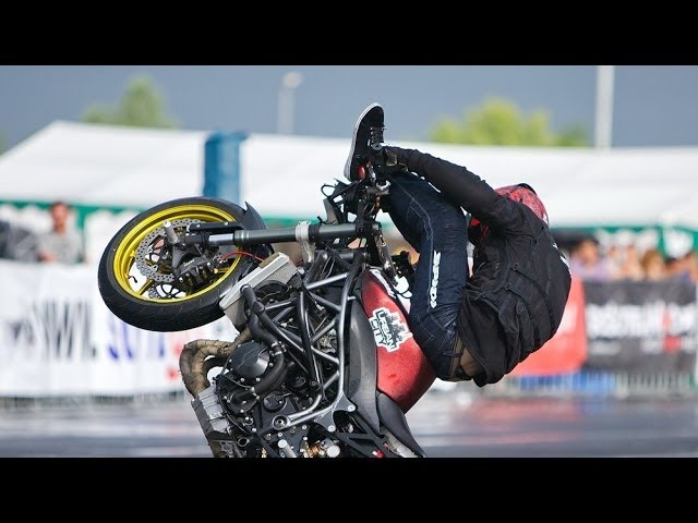 World Stunt Champion 2014 - Marcin Glowacki - Poland