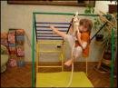 Занятия ребенка на спортивном комплексе Ранний Старт