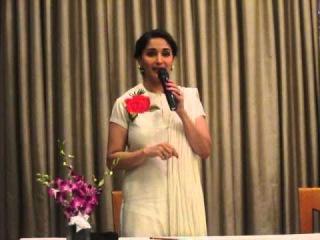 Madhuri Dixit launches dance festival JUGNEE