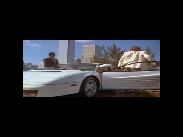 Ferrari Testarossa Miami Vice Tribute