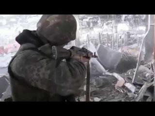 Моторола о взятии аэропорта Донецка и зачистке от