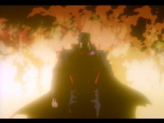 JoJo Bizarre Adventure OVA 1993 - Dio vs Jotaro: лучшая боевая сцена за всю историю аниме.