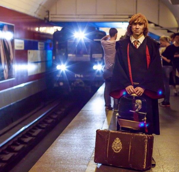 Мода питерского метро