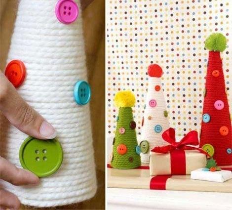 Новогодняя игрушка своими руками поэтапно