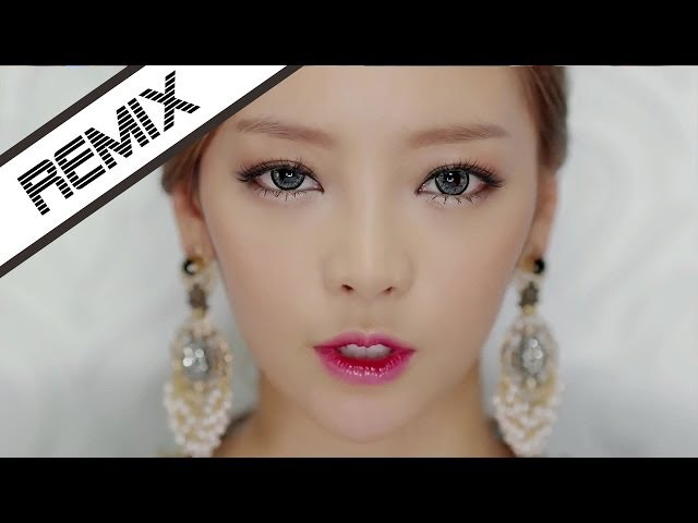 Kara - Damaged Lady | Areia K-pop Remix 132