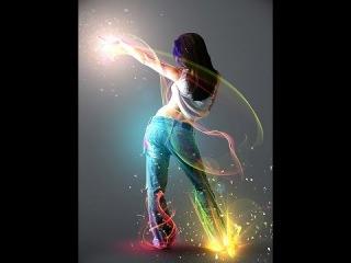 Photoshop tutorial Show the Light effects best\\pkj