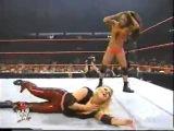 Trish Stratus vs Gail Kim Sunday Night Heat