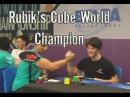 Feliks Zemdegs su Record Mundial 5.39 | Cubo Rubik