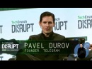 Павел Дуров о WhatsApp и Telegram