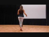 Shani Talmor - Pachanga Workshop @ Canberra Latin Dance Festival