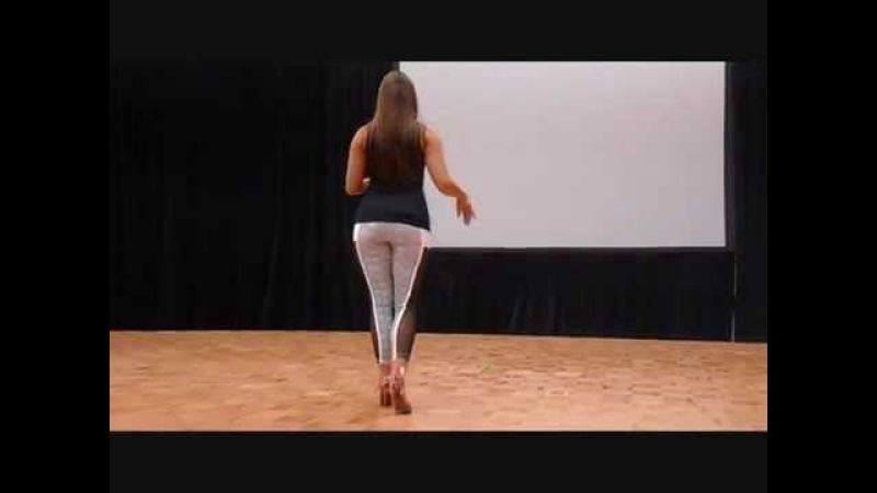 Shani Talmor Pachanga Workshop @ Canberra Latin Dance Festival