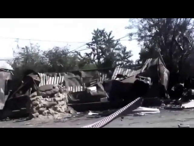 Письмо жителя Славянска, покинувшего свой дом во время АТО, бойцу национальной г...