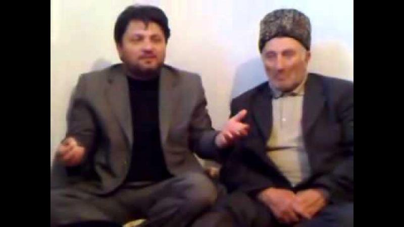 Шейх Х1усен Афанди Дидойский