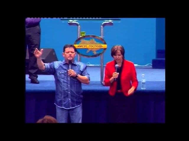 22 1. Молитва Карри Блейка за больных в церкви